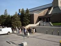 University of Waterloo Physical Activities Complex