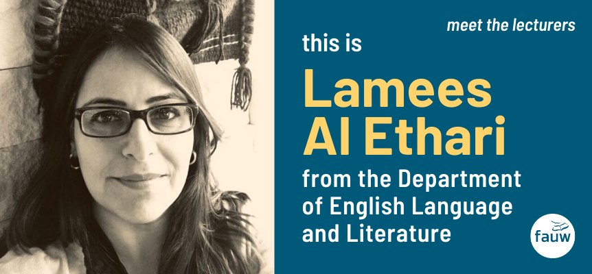 Lamees Al Ethari